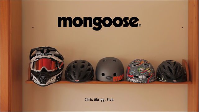 Mountain Bike News - Chris Akrigg - five