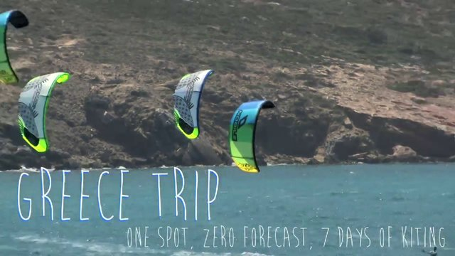 Kitesurfing News - Zero Forecast, One Spot, 7 days of kiting - Nobile 2013 Team Video