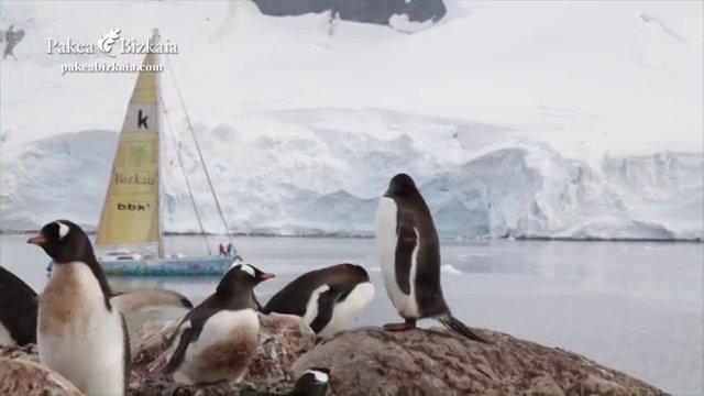 Pakea Bizkaia resumen expedición Antártida/Pakea Bizkaia Antartikako espedizioaren laburpena