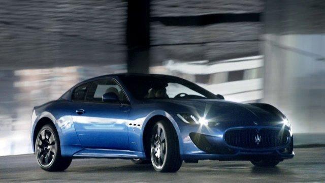 Maserati >> Maserati on Vimeo