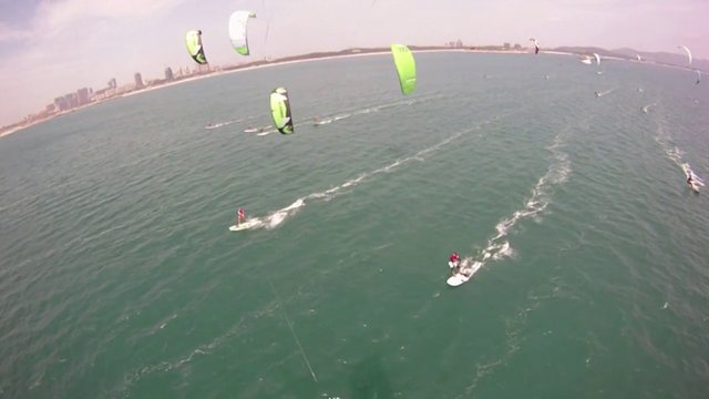 Kitesurfing News - KTA China - Pingtan 2013 Day 3
