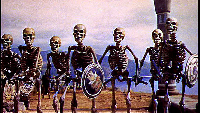 Them Bones~Ray Harryhausen