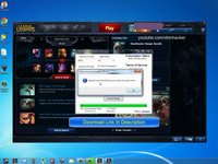 Free League of Legends Private Hack - Update 2013 - Working With Proof