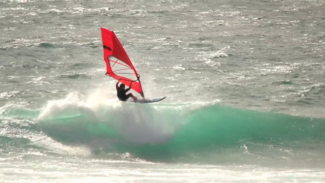 20min at Gnararloo with Ben Severne and Matt Holder | Windsurfing April 2013