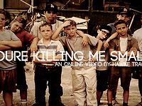 "This is a trailer for an online rollerblading video called ""Youre Killing Me Smalls"". It is themed off the movie The Sandlot and I have been working on this for the past few months. This will be my third online video I have made so I wanted to make something a little more different from the previous ones.    Featured skaters in trailer- Kyle Wood, Ryan Sibbio, Jimmy Spetz, Reed Huston, Chris Smith, Greg Preston, Hawke Trackler, Kenny Shawver, Bradley Wilson and Brandon Ballog"