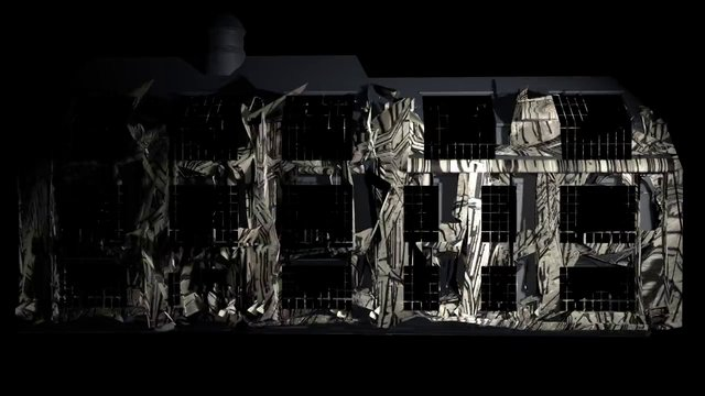 Finalist: Genius Loci Weimar International Mapping Festival (Bauhaus Building) Martin Craciun & Marcelo Vidal