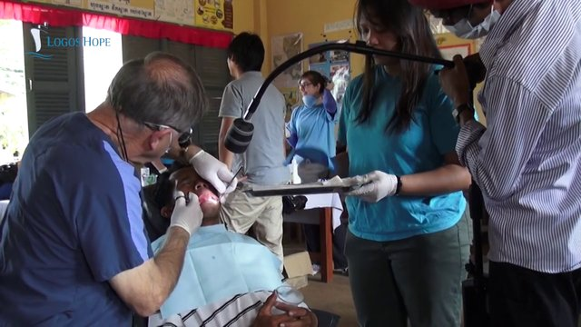 February 2013 Cambodia Medical Outreach