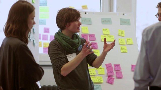 """Expertenworkshop für den Hackday """"EnergyHack"""""""
