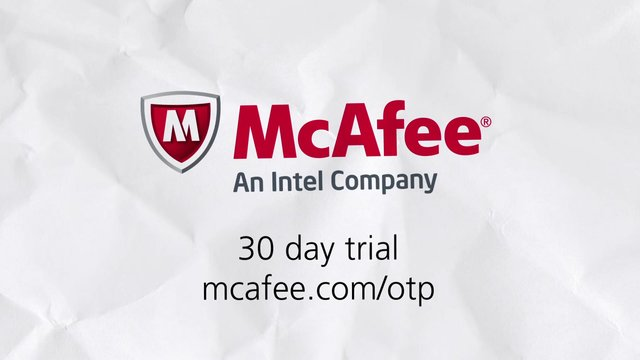 McAfee - One Time Password