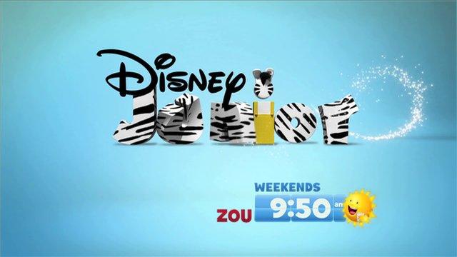 Disney Junior Zou