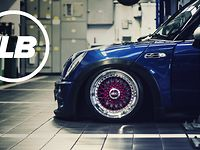Niall ODowds Mini Cooper S on ilovebass.co.uk