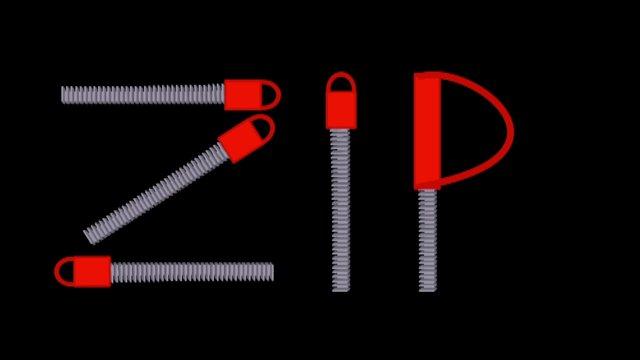 zip: video dictionary