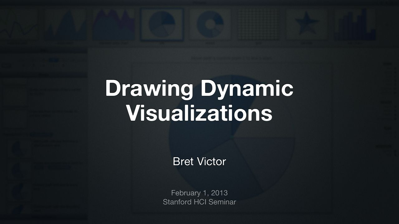 Drawing Dynamic Visualizations