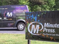 The JOY FM and Minuteman Press