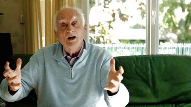 An uncommon job with Michel Serres