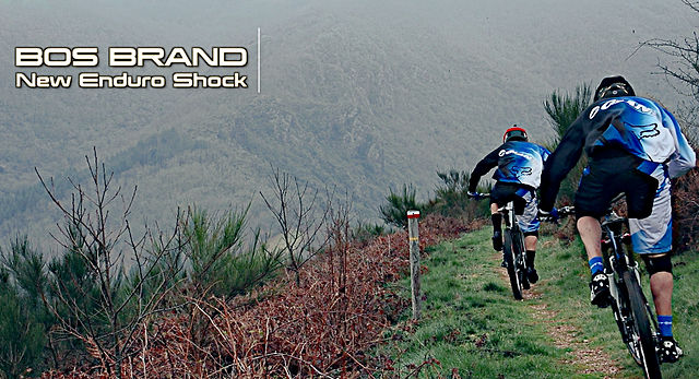 Mountain Bike News - BOS 2014: Inside the brand new Enduro Shock