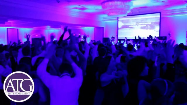 Charlotte DJ (ATG Entertainment) at The Charlotte Marriott Rocking The Weddington High School Prom