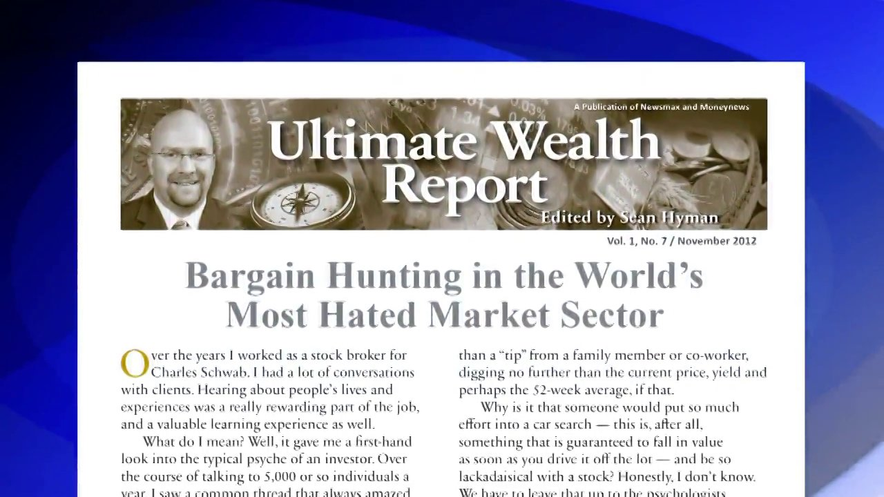 Ultimate Wealth Report A Hoax