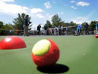 New Haven Open Free Tennis Lesson Promo