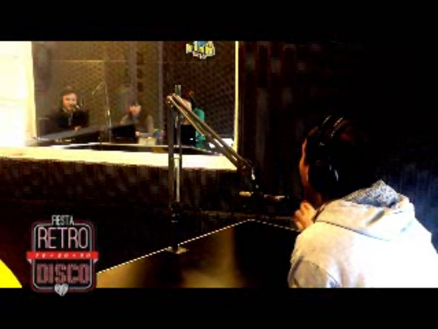 Retrodisco dj gallucci en radio fish 95 9 on vimeo for The fish radio