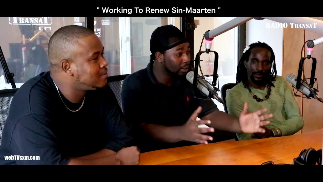 Working To Renew Sin-Maarten