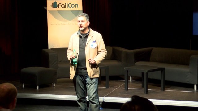 Failcon &#8211; Building a Resilient Entrepreneur