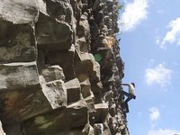 Panama Rock Climbing-Featuring Cesar Augusto Melendez Castillo-Boquete Panama