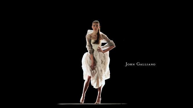 British Fashion Awards ~ 25 Dresses Film