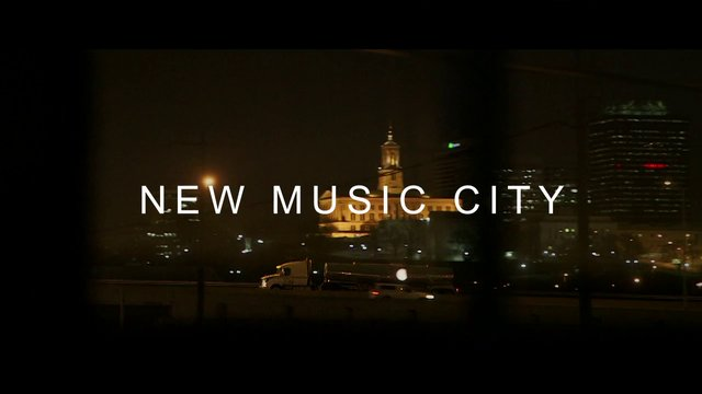 AllSaints Film | New Music City...Coming Soon
