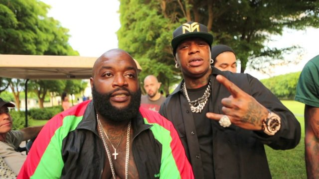 "Birdman & Rick Ross Will Be Dropping ""The H"" Album Next Week"