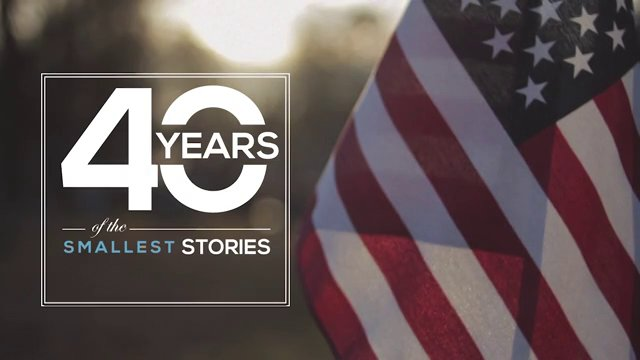 40 Years Smallest Stories Left Untold