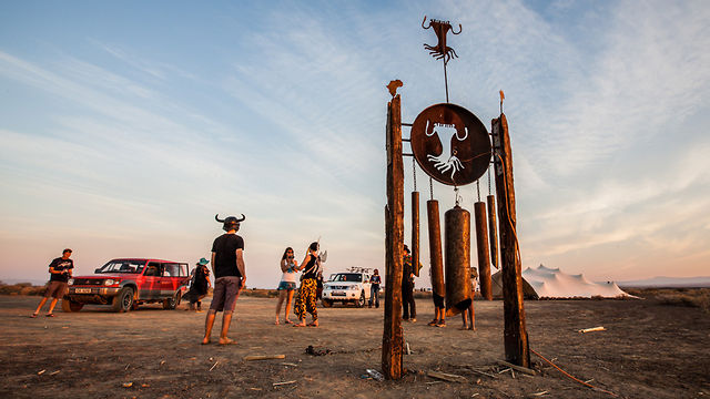 ARCHETYPES 2013 &#8211; AN AFRIKABURN TIME LAPSE EXPERIENCE