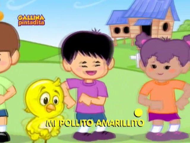 Pollito Amarillito Video de Cancin infantil para tu beb y tu hijo ...