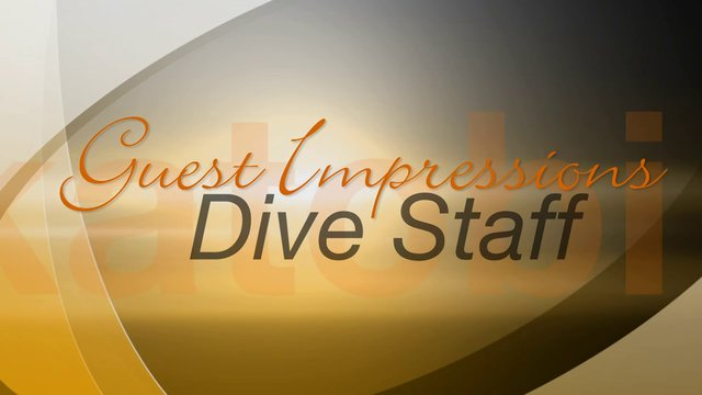 Wakatobi Guest Impressions: Dive Staff (Part 1)