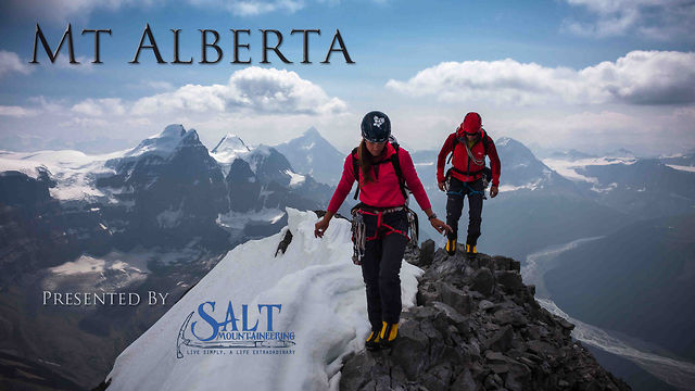 Mt Alberta's Japanese Route