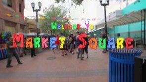 My Favorite Spot – Market Square, Come to the Fiesta