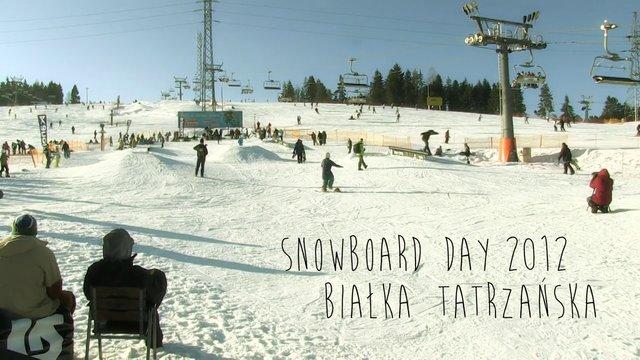 Snowboard Day 2012 - Białka Tatrzańska