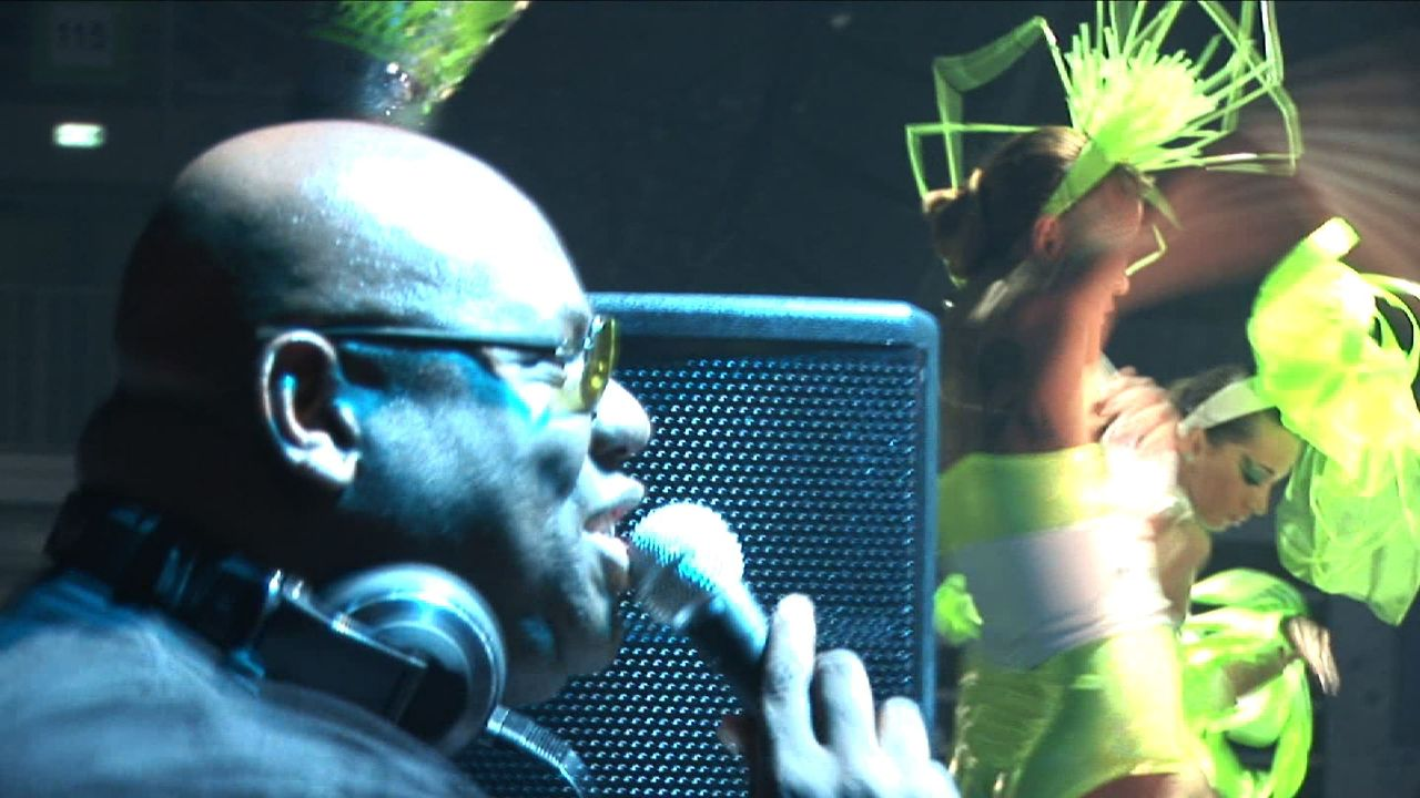 DanceTrippin Episode: Carl Cox @ Metropolis, Arena Armeec, Sofia (Bulgaria)