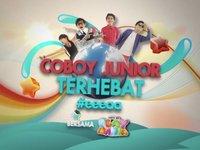 Coboy Junior TV Bumper - Terhebat Reality Show