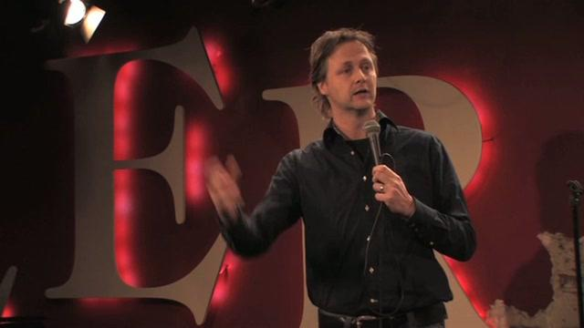 Jim Stolze @ Stand Up Inspiration 26.01.10