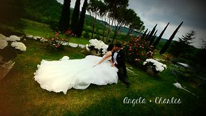 WEDDING VIDEO IN RADDA IN CHIANTI, TUSCANY : ANGELA & CHARLES, 10.05.2013 - VIDEO MATRIMONIO A RADDA IN CHIANTI, TOSCANA