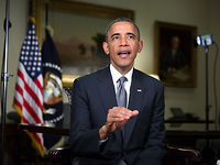Weekly Address: The President Talks About How to Build a Rising, Thriving Middle Class