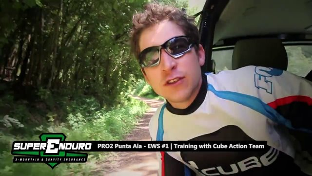 Mountain Bike News - Suprenduro PRO2 - Punta Ala - EWS #1 | Training with Team Cube