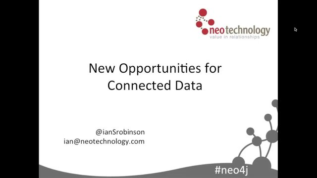 0516 - New Opportunities for Connected Data