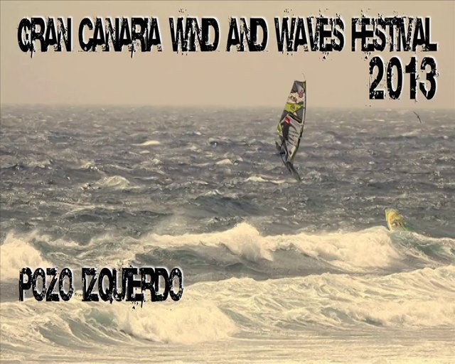 Gran Canaria Wind and Waves Festival 2013_Invitation