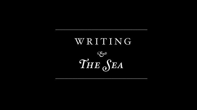 Graham Ezzy- Writing and The Sea