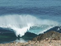 Winter Waves in Canary Islands 2012/2013
