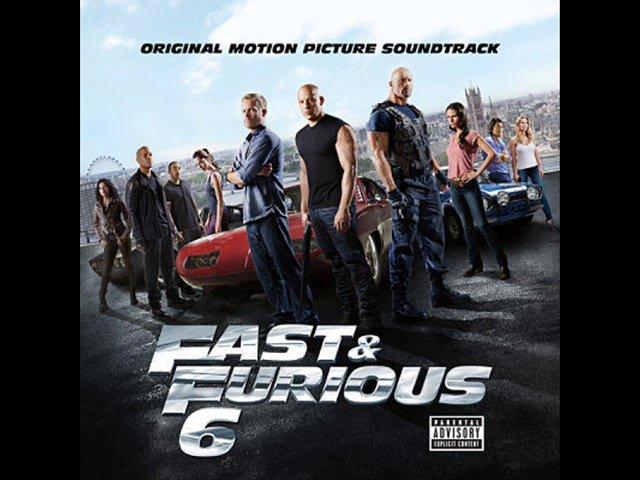 Форсаж 6, Fast, Furious 6, саундтреки, mp3, 2013, OST, музыка, кино, Remix,