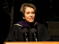Pelosi Graduation