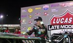 Lucas Oil @ Batesville: Blankenship wins